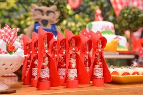 Resultado de imagem para festa chapeuzinho vermelho
