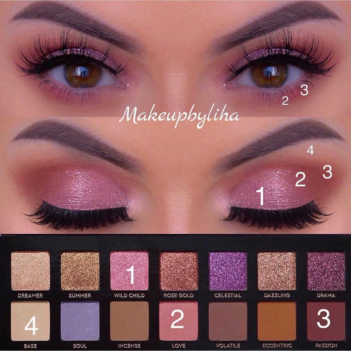 Abh Norvina Palette Mua Makeup Makeup Obsession Eyeshadow Makeup