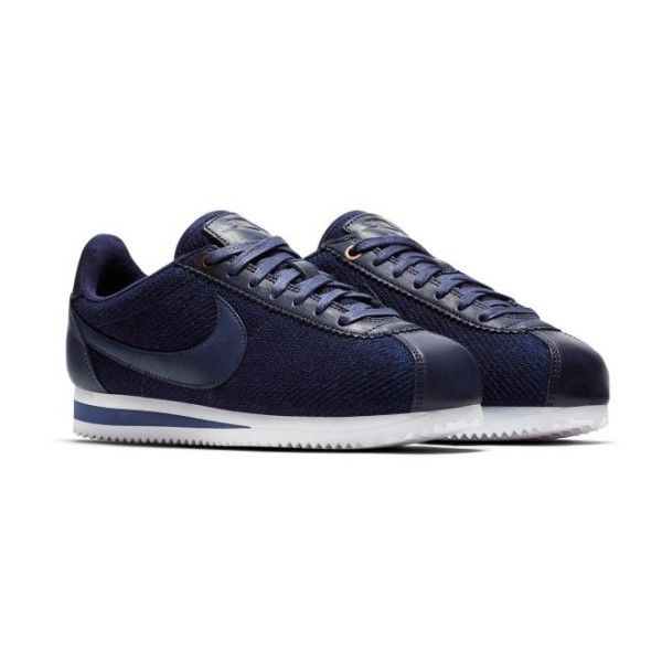 Women's Nike Cortez Classic Lx Sneaker ($100) ❤ liked on Polyvore featuring  shoes,