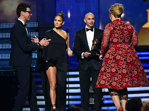 JLO saves Adele!!