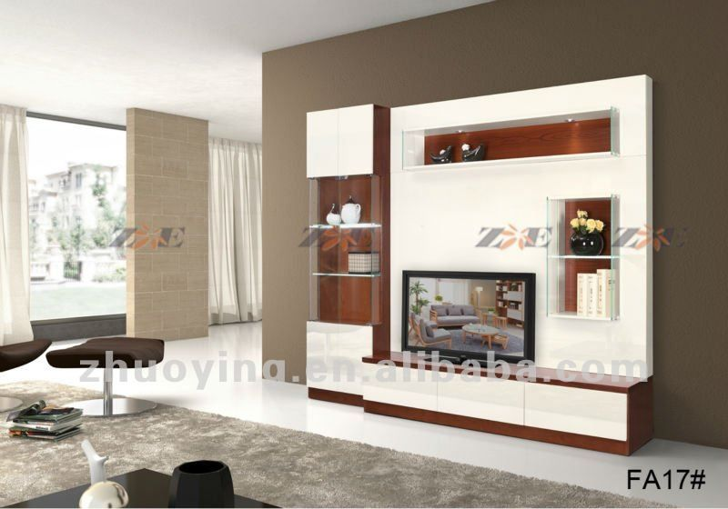 Furniture Design Tv Unit modern furniture lcd tv cabinet design fa17# - buy lcd tv cabinet