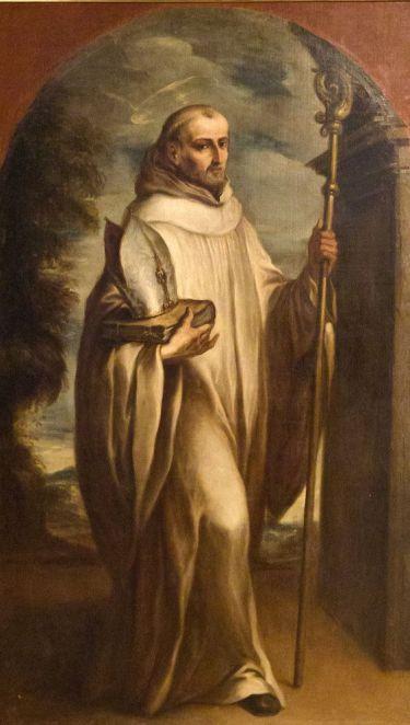 20 de Agosto: San Bernardo de Claraval (1090-1153) | Bernardo de ...