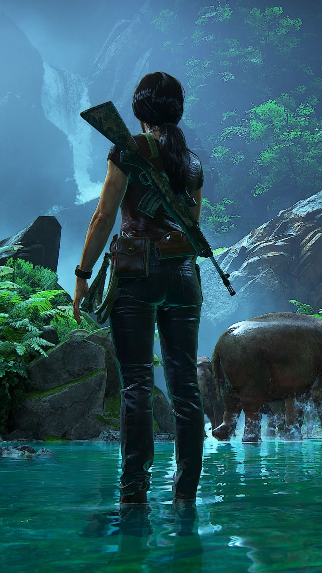 Cool Uncharted 4 Background Image In 2020 Background Images Uncharted Beautiful Backgrounds