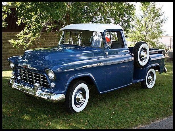 Chevy Pickups |