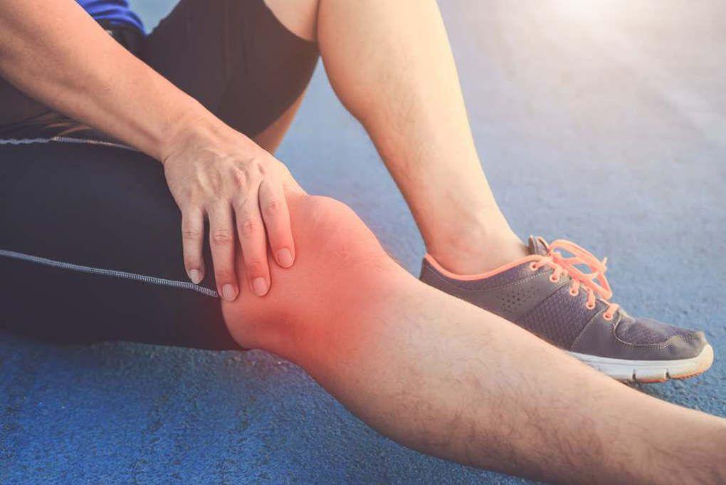 Pin on Pain behind knee when bending leg