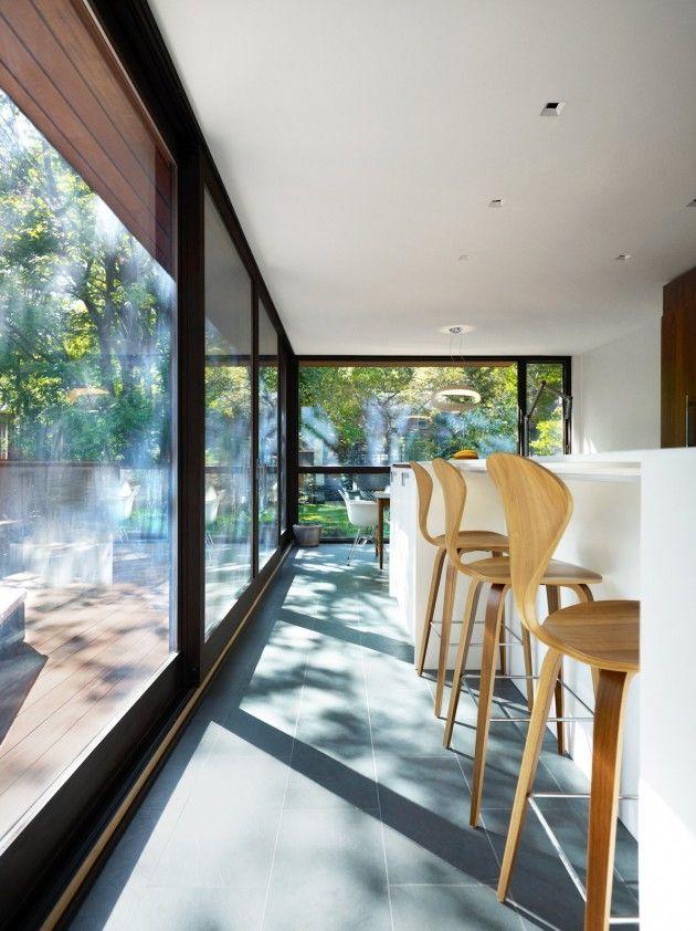 Altius Architecture designed the contemporary renovation of