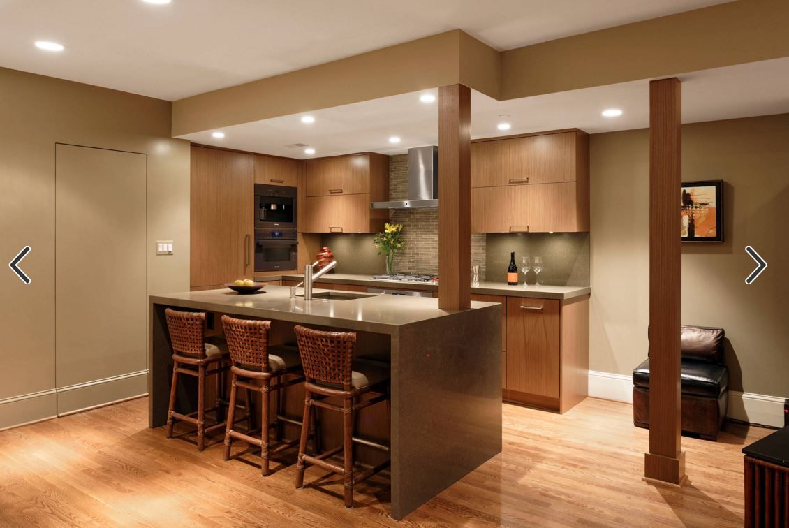 100 Sq Ft Kitchen With Full Features And No Clutter Good