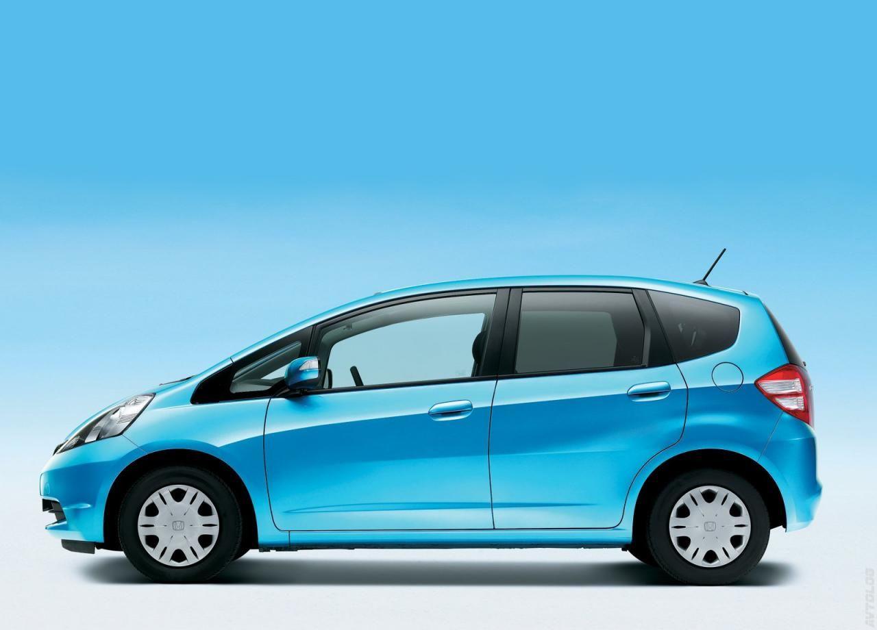 2008 Honda Fit Honda fit, Honda, Van
