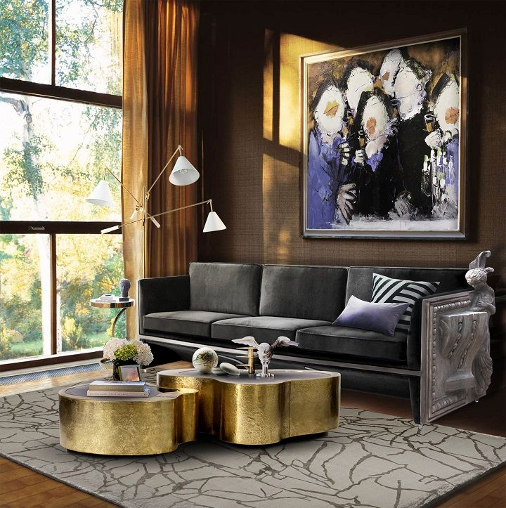 Discover 10 Stunning Coffee Tables For Modern Home Designs