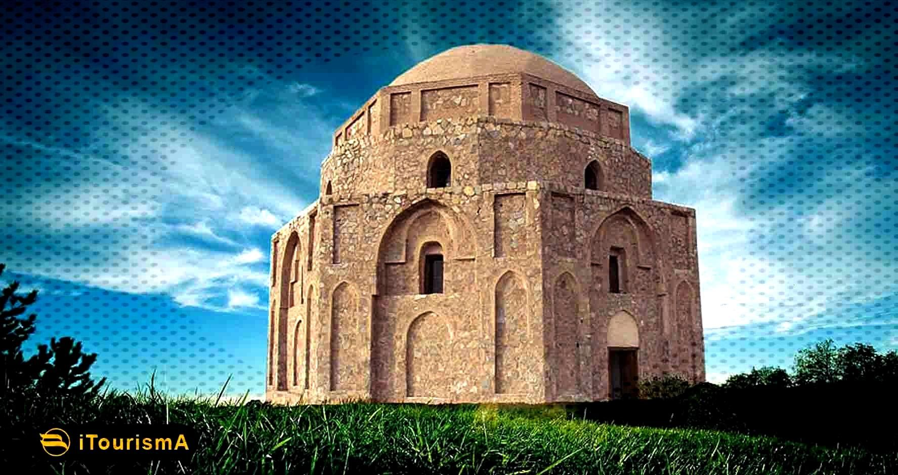 Jabaliyeh Dome  Location: Kerman, Kerman province, Iran Category: Monuments Description: Jabaliyeh