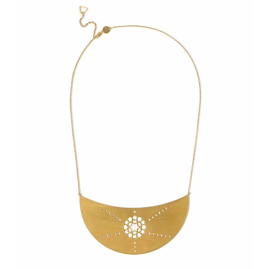 Amazon Necklace gold | IVY & LIV