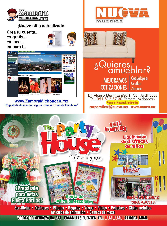 Nuova Muebles Zamora - The Party House Y Nouva Muebles Zamora Tu Portal Edici N 8 A O [mjhdah]https://i.pinimg.com/originals/f3/a4/76/f3a476ca16055a8ab6c92ea5e509ef85.jpg