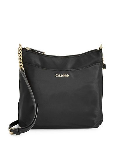 Calvin Klein Florence Crossbody Bag Women S Black