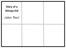 """read aloud """"snapshot"""" printable to hold students accountable from laura candler...each day students draw or write a summary about what has been read"""