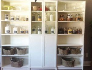 Pantry Organization Ideas Ikea