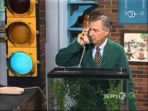 Mister Rogers Neighborhood Be Yourself Full Episode Youtube Mr Rogers Mister Rogers Neighborhood The Neighbourhood