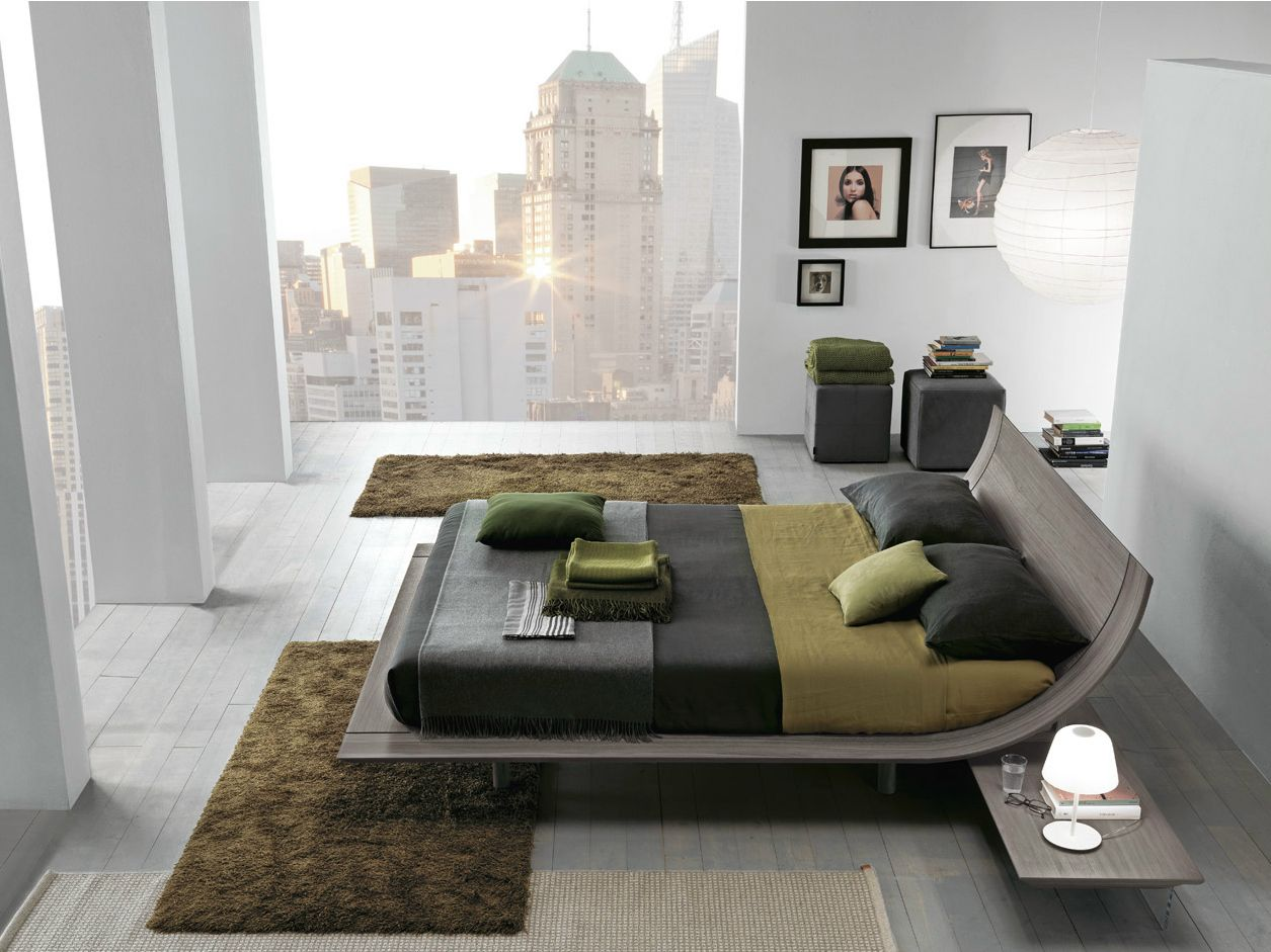 AQUA   Oak bed By Presotto design Pierangelo Sciuto   LETTI ...