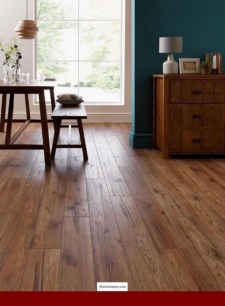 Dark Wood Flooring Bedroom Ideas, Laminate Flooring Ideas