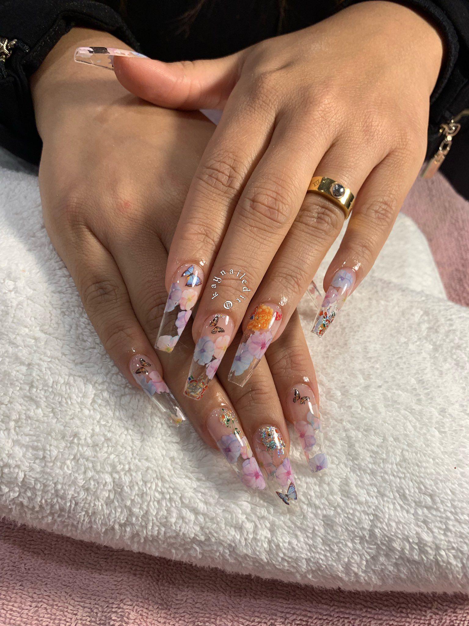 Pin by Brianna Green on Nails   Nails, Dope nails