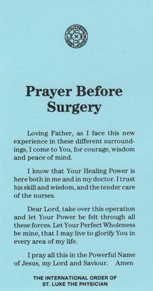 Prayer For My Sister Quotes Captivating 20 Short But Effective Prayers For Surgery  Pinterest  Surgery