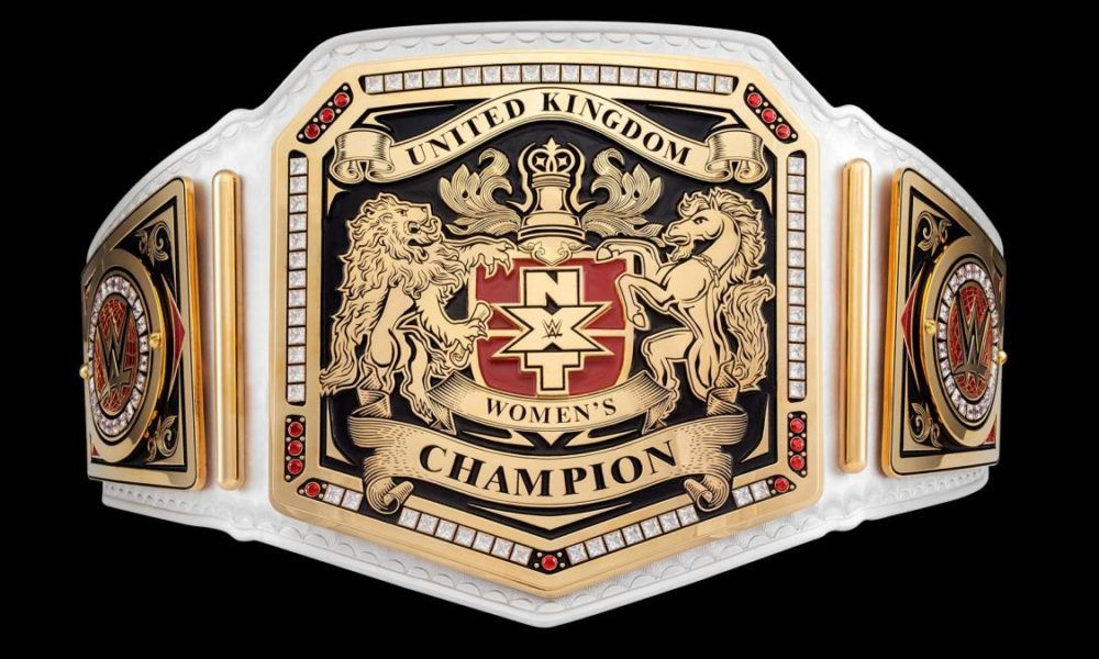 The Nxt Uk Women S Title Match Took Place Before Wwe Evolution Went On The Air Wrestling News Wwe Women S Championship Wwe Wwe Belts