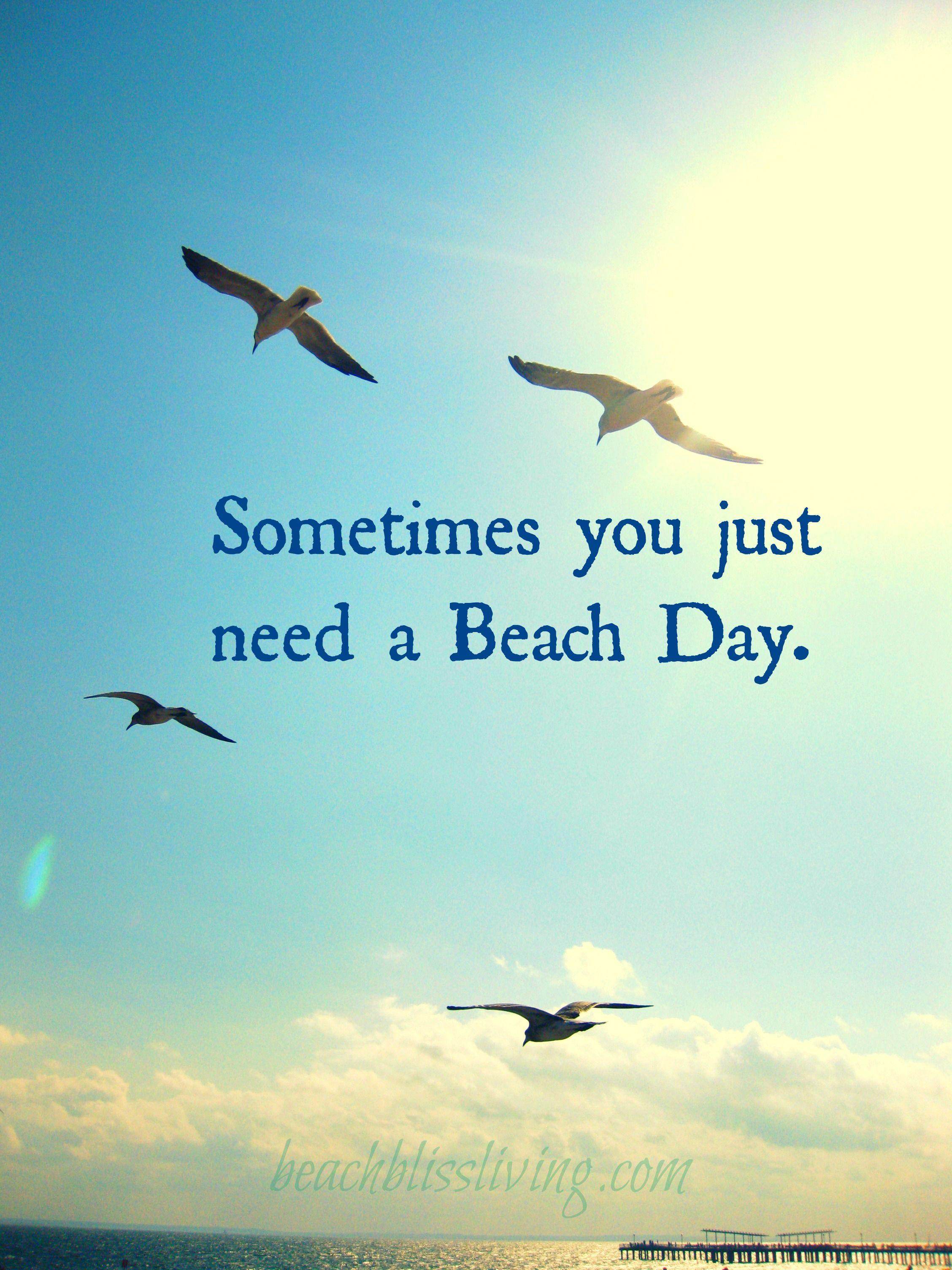 Sometimes you just need a Beach Day. Coney Island New York: https://www.facebook.com/CoastalBeachBlissLiving/photos/a.128908803835246.19702.128847517174708/772642926128494/?type=1&theater