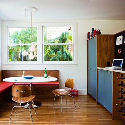 Before & After Modern Bungalow Transformation  Bungalow Corner Stunning Modern Kitchen Nook 2018