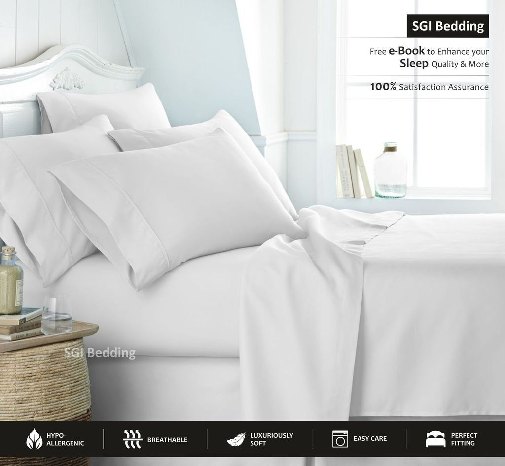 Try These Excellecnt Quality Giza 88 Egyptian Cotton Bed Sheet Designed To Give A World Cl Sleeping Experience Yet Affordable