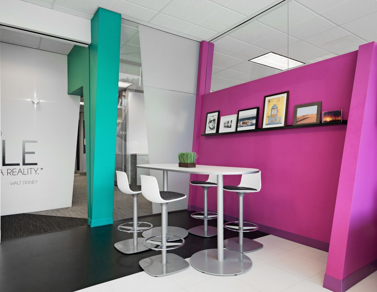 Mayhew Ontario Headquarters Office Snapshots Office