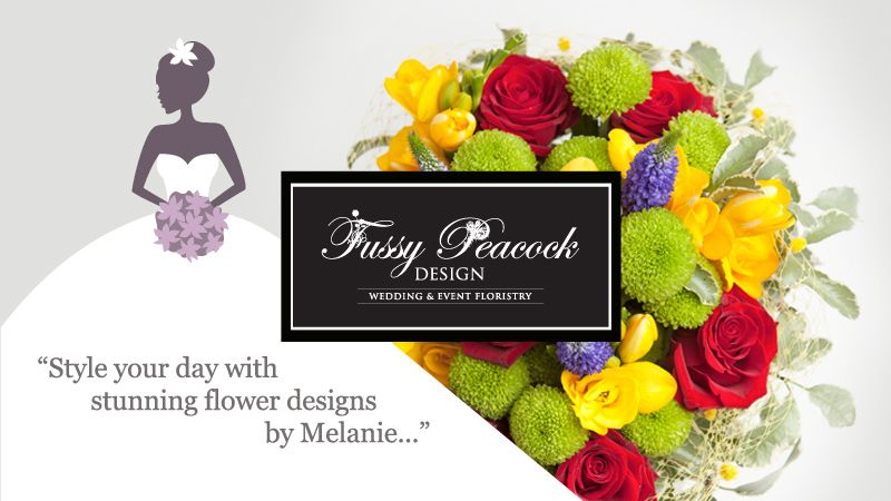 Melanie at Fussy Peacock Design has been a florist for fifteen years. Her passion is to create stunning flowers for day to day occasions and to help brides style their wedding day with stunning flower designs.  Visit our website at: http://www.fussypeacock.ie