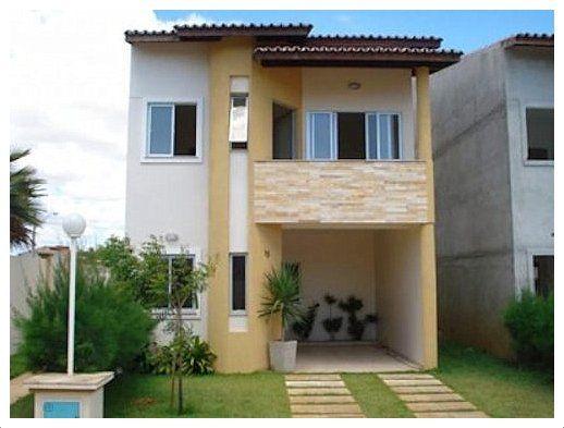 Casas peque as y bonitas de dos plantas casa linda for Casas pequenas y bonitas