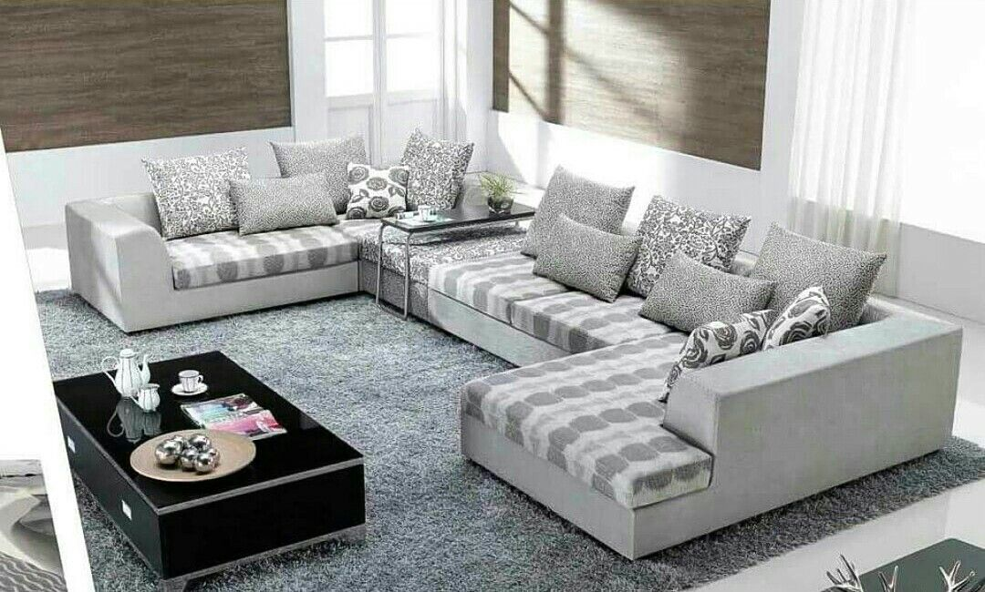 Sofa arrangement | Homebliss | Pinterest | Living rooms and Room