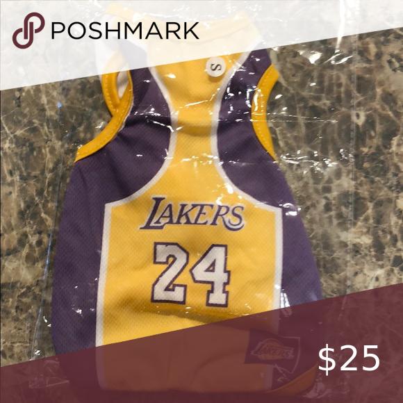 Tiny Dog Kobe Bryant Lakers Jersey | Tiny dogs, Kobe bryant ...