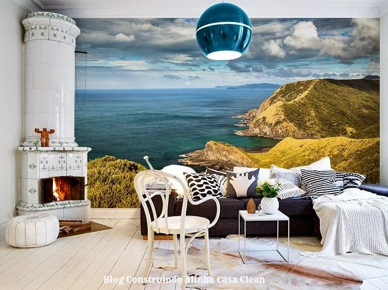 26 Paredes Decoradas com Plotagem!!! Adesivos e Painéis Lindos! - paredes decoradas