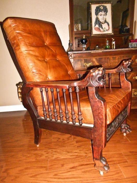 Mahogany Recliner Chairs Living Room