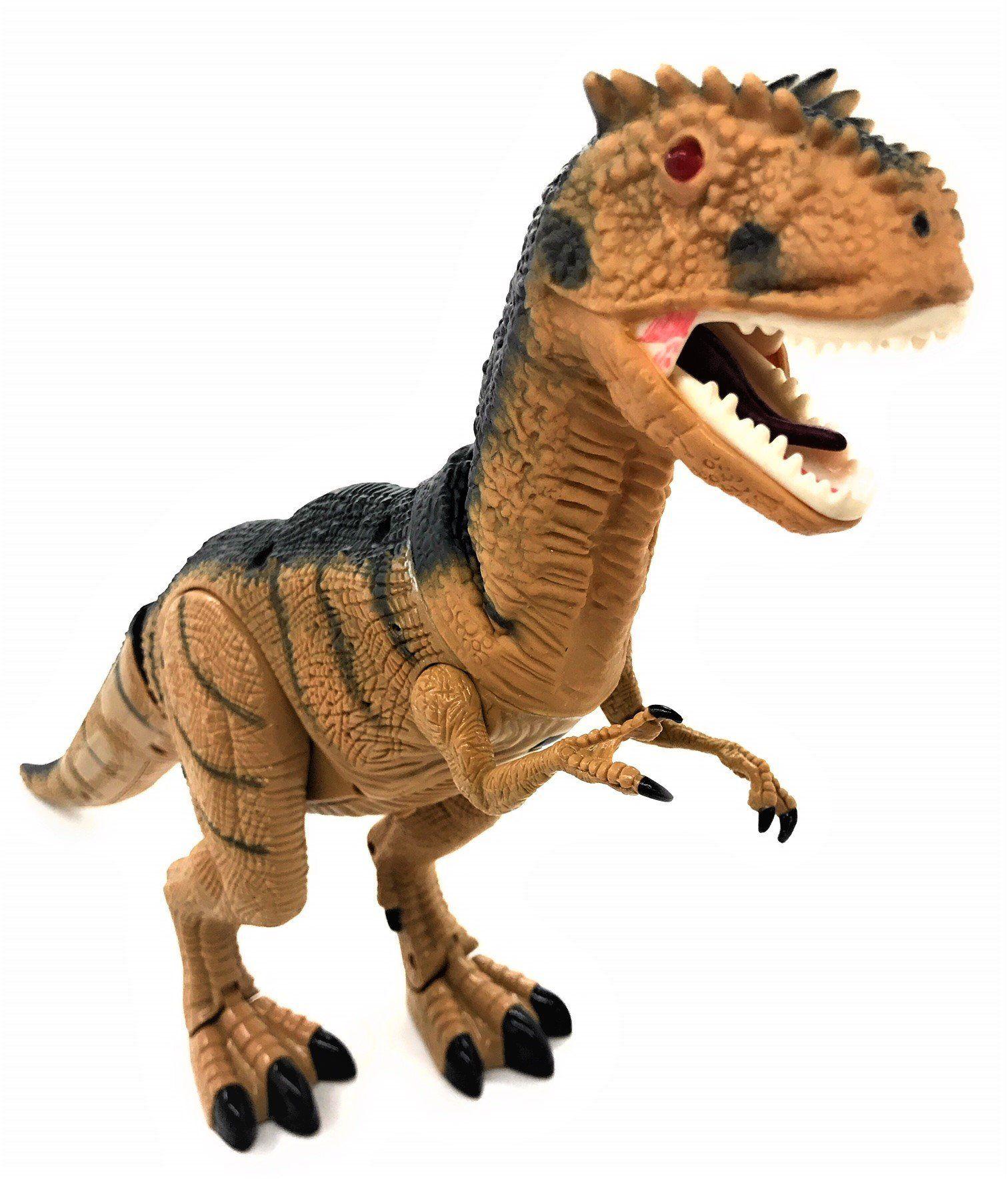 O B Toysandgift Dinosaur Walking Toy Remote Control Tyrannosaurus Rex Rc T Rex Head Shakes Lights And Sounds Christmas Tyrannosaurus Rex Tyrannosaurus Dinosaur