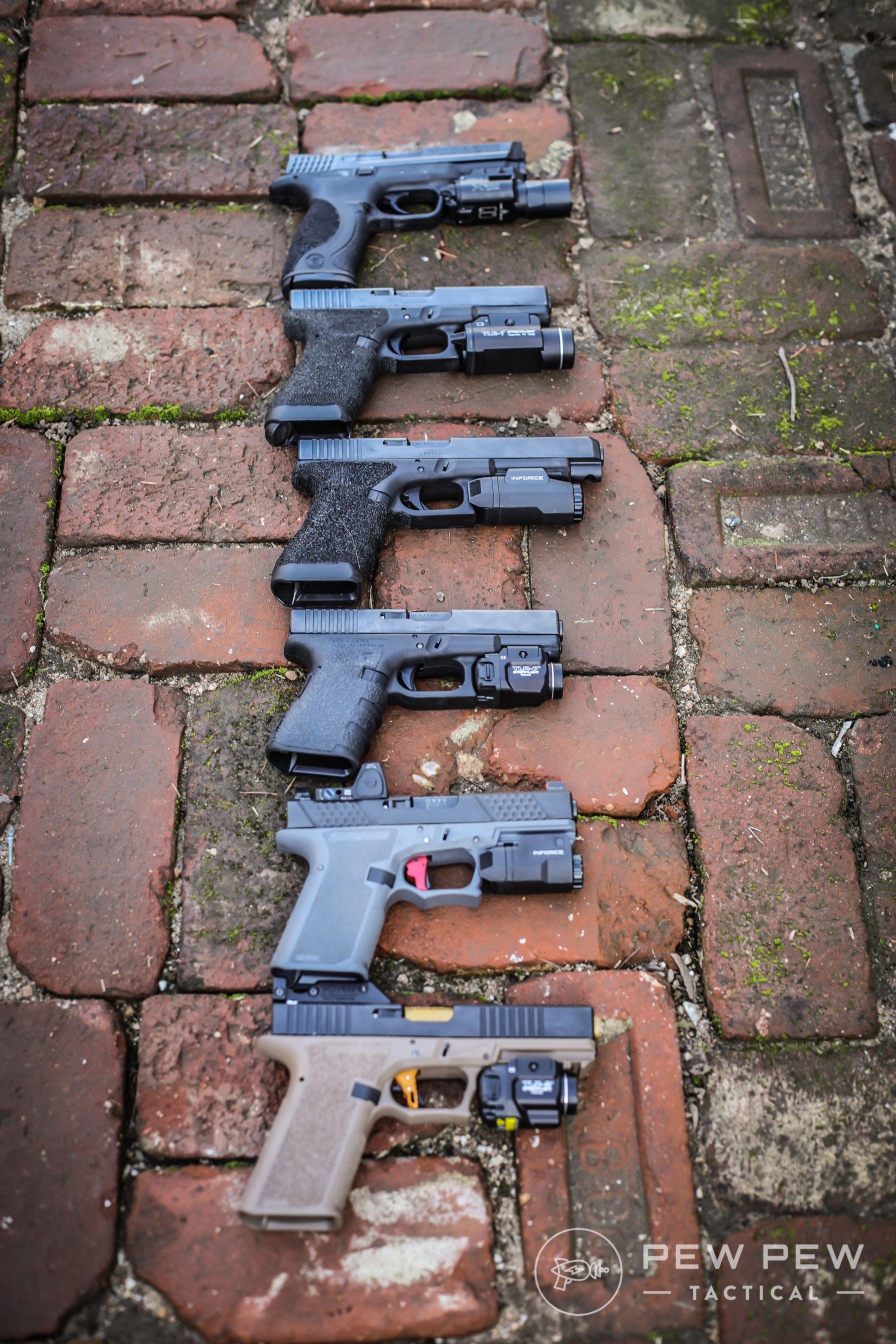 Best handgun for beginners home defense 2020 pew pew