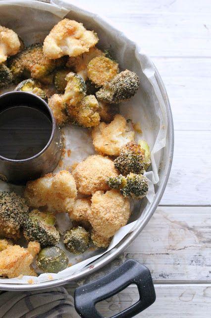 Broccoletti siciliani, cavolfiore e cavoletti di bruxelles saporiti in pentola fornetto versilia   .