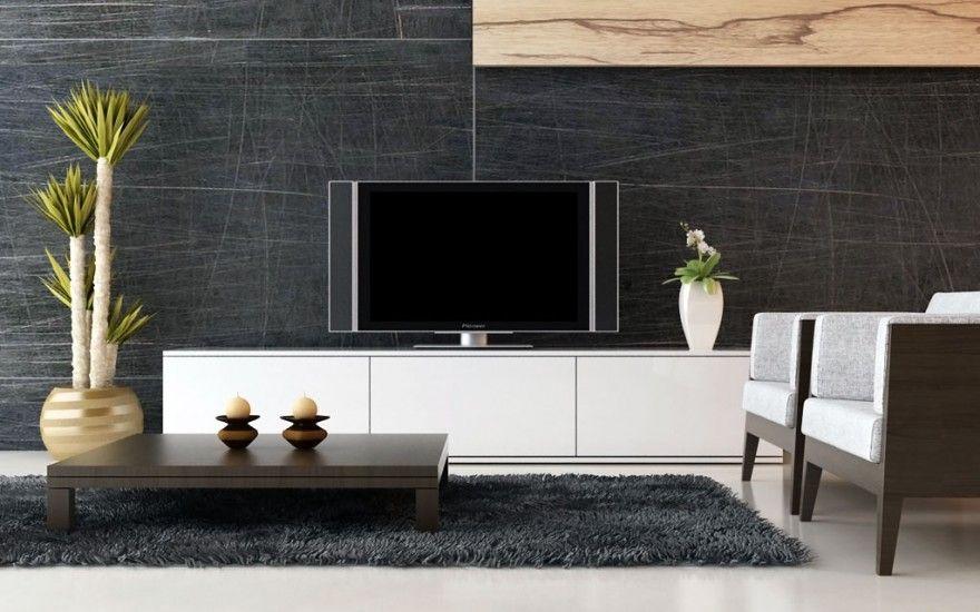 Emejing Interior Design Ideas For Tv Unit Gallery   Decorating .