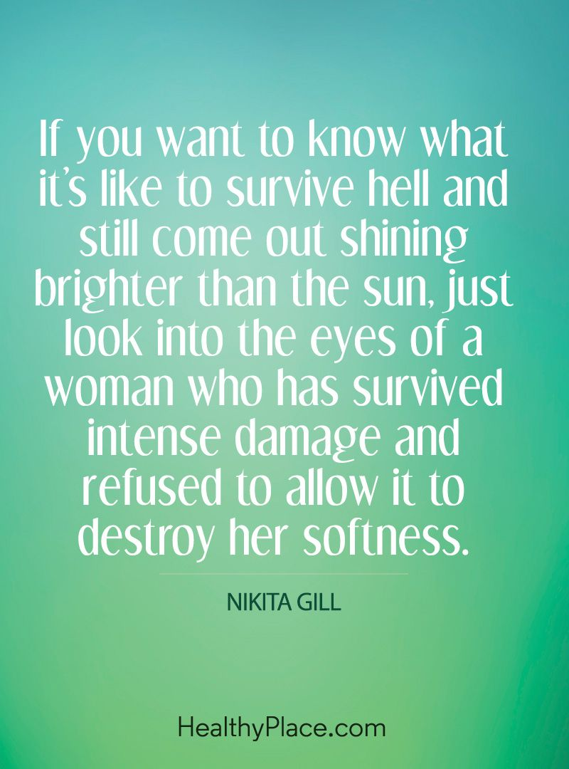 Quotes on Abuse | Best Mental Health Quotes | Pinterest | Nikita ...