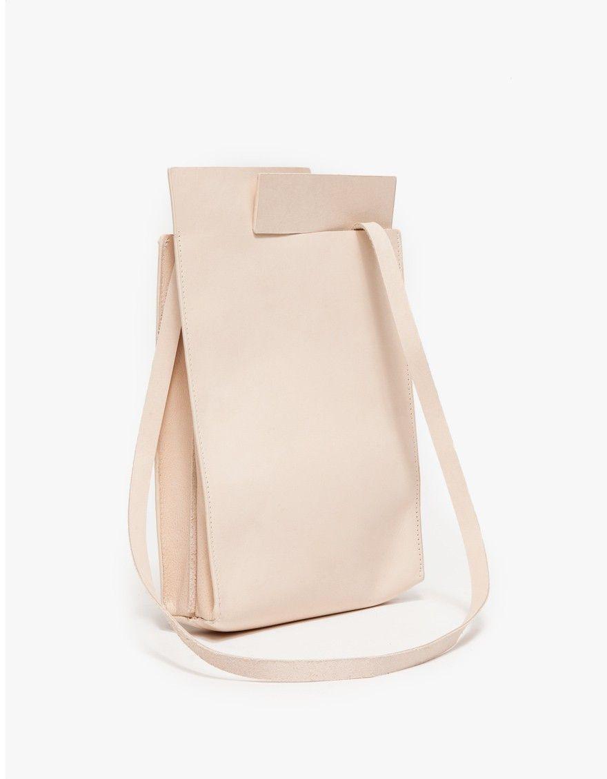 Chiyome Rift Tab Bag - Natural