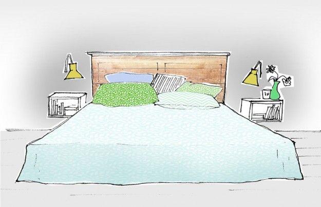 Inrichten van de slaapkamer. De tips van Lisette   Stek Magazine   Lisette Schoenmaker: De Verbouwingsarchitect   Interior   Verbouwen   Woonideeën