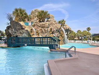 Ramada Plaza Fort Walton Beach Resort Destin In Florida Pool