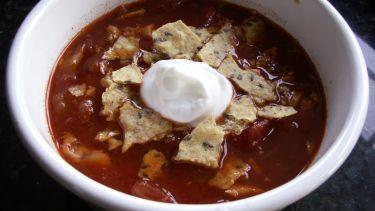 Crock Pot -Chicken Tortilla Soup #crockpotgumbo Crock Pot -Chicken Tortilla Soup Recipe - Food.com #chickentortillasoup