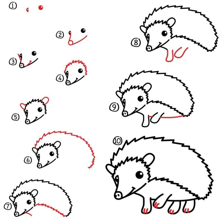 Tiere Malen Mit Kindern Dekoking Com Tiere Malen Kinder Zeichnen Malen Mit Kindern