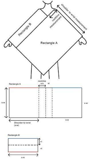 Photo of Gestrickte Poncho-Muster mit Video-Tutorial für Anfänger Fortgeschrittene