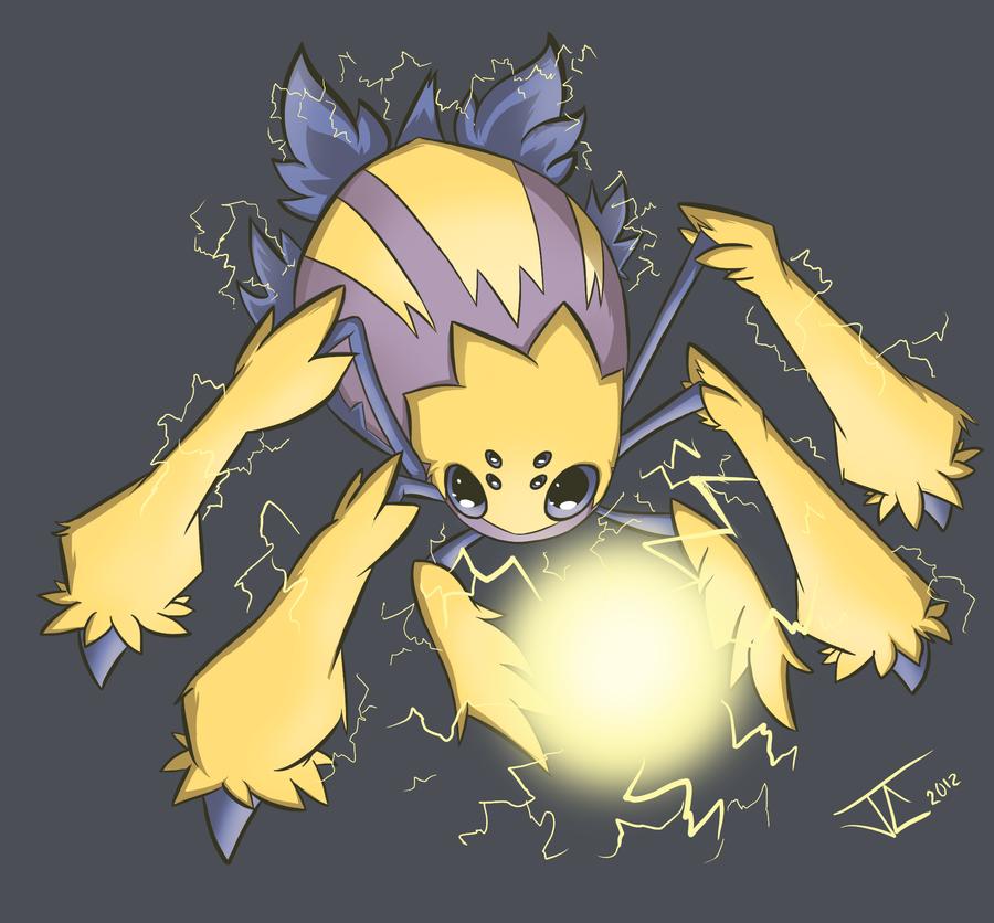 42++ Galvantula pokemon information