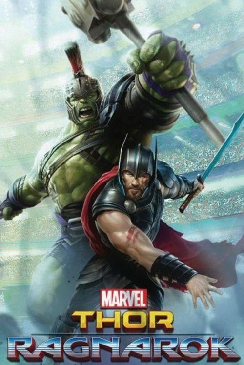 "thecomicninja: "" Thor: Ragnarok """