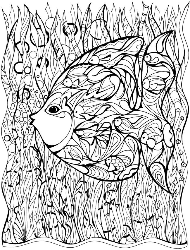 Welcome to Dover Publications | Coloring Pages | Pinterest | Colores ...