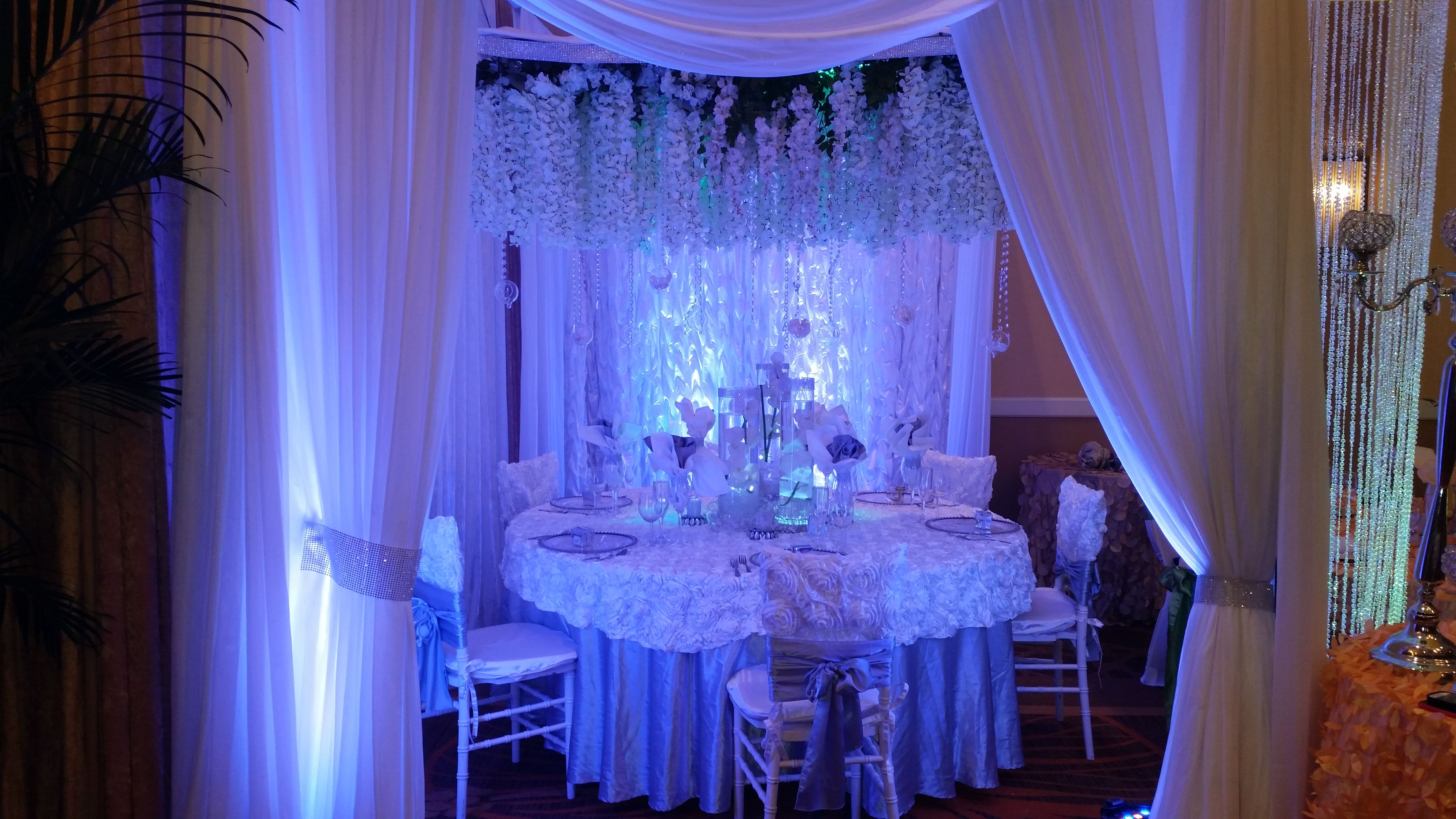 Personal Touch Setup for The Bahamas Bridal Show